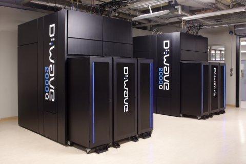 D-Wave Quantum Computing