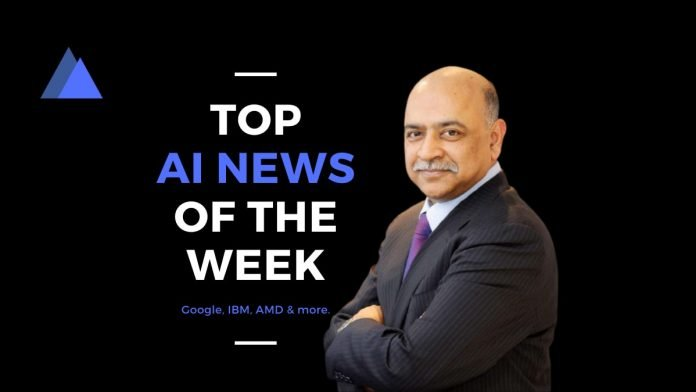 Top AI News of The Week