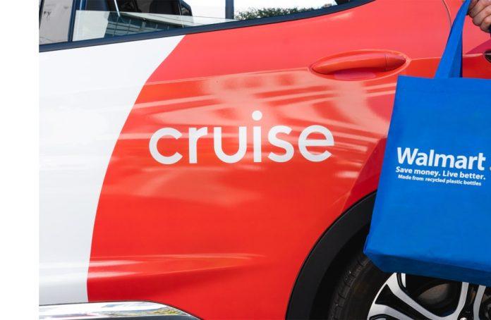Walmart Cruise Deliver