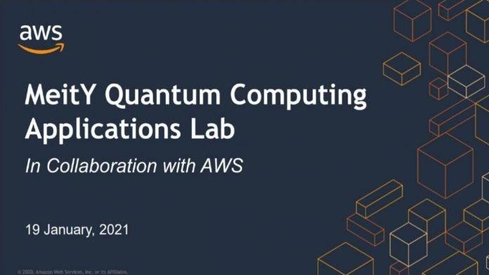 MeITY AWS Quantum Lab