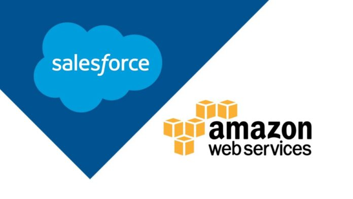 AWS And Salesforce Announced Partnership
