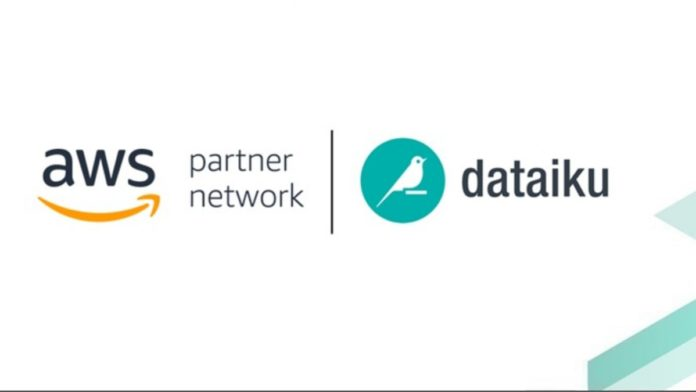 Dataiku launches on AWS
