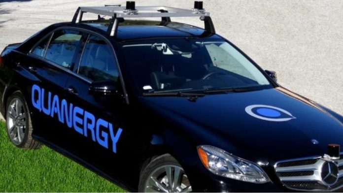 Lidar Company Quanergy Systems Is Going Public Via SPAC
