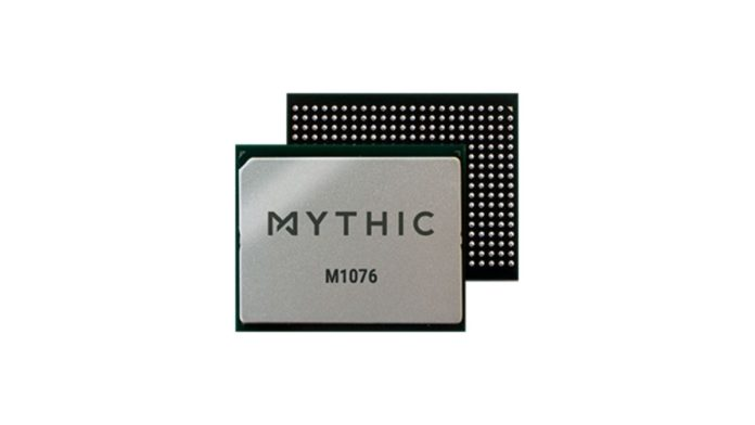 Mythic Analog AI Processor
