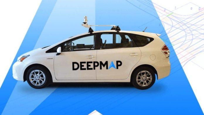 NVIDIA Acquires DeepMap