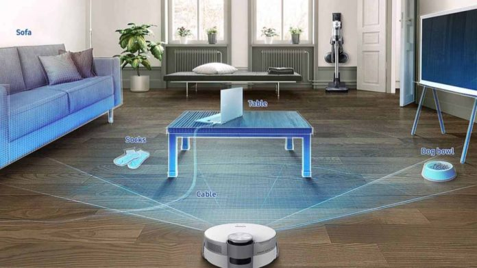 Samsung Launched Artificial Intelligence-Powered Vacuum Cleaner
