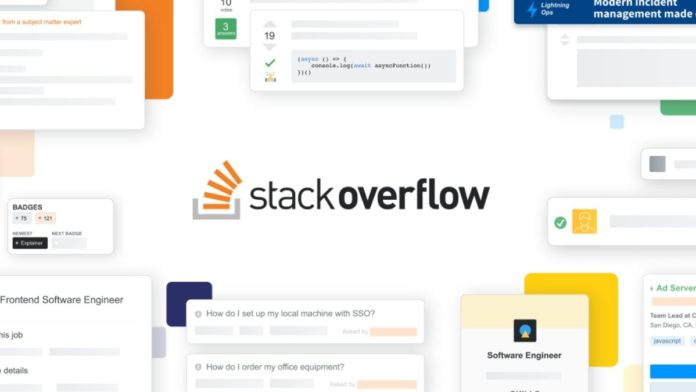 stackoverlow's collectives