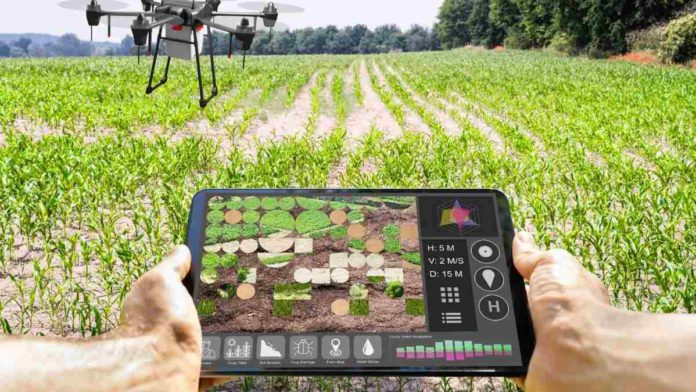 Artificial Intelligence Powered Precision Agriculture Can Revolutionize The Food Production Industry