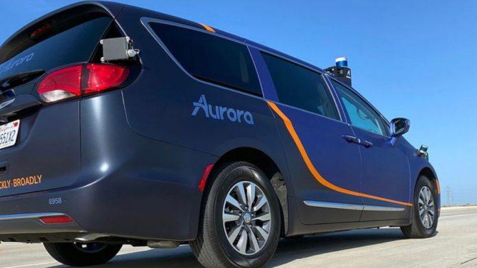 Aurora Plans To Go Public Through SPAC