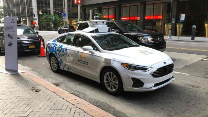 Ford And Agro AI will Launch Self-Driving Cars By The End Of This Year