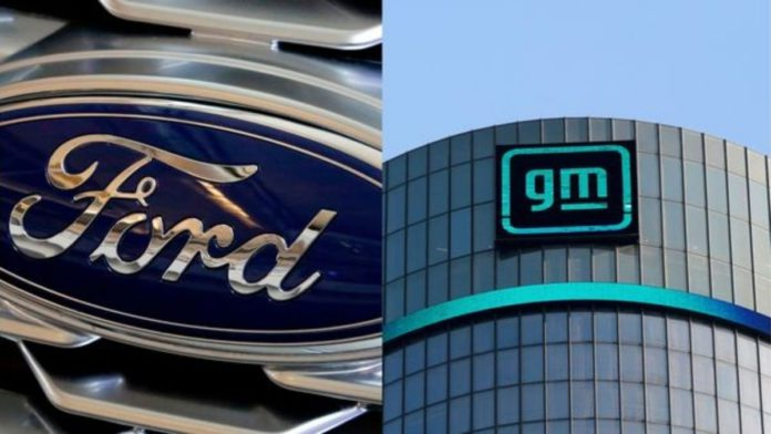GM Sued Ford Over Branding Of Autonomous Driving Cars