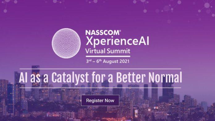 NASSCOM Announces XperienceAI Virtual Summit 2021