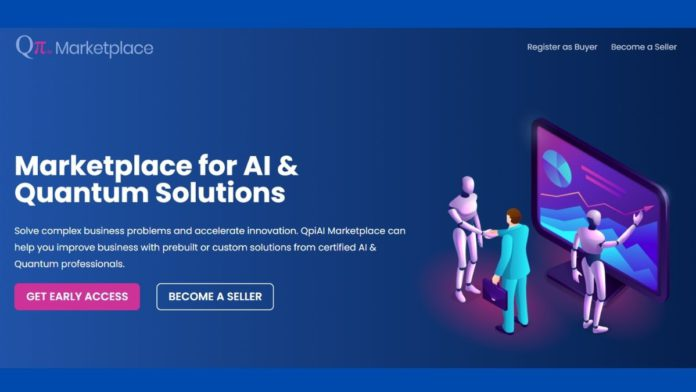 QpiAI Launched A New Quantum Marketplace