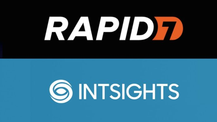 Rapid7 Acquired Threat Intelligence Firm IntSights for $335 Million