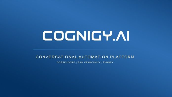 Cognigy launches Conversational Artificial Intelligence Analytics Suite