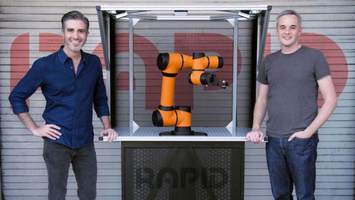 Rapid Robotics raises $37 million