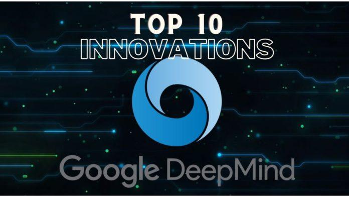 Google Deepmind Inoovations
