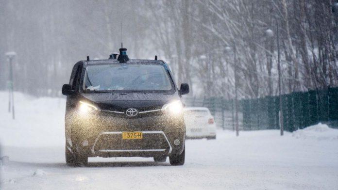 Heriot-Watt University bad weather data and autonomous vehicles, RADAR, LIDAR