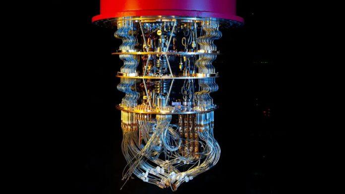 Google Sycamore quantum computer, qubits, Time Crystals