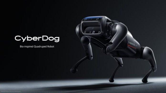 Xiaomi Launches new open source Quadruped robot CyberDog