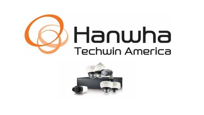 Hanwha Techwin Artificial Intelligence x series cameras