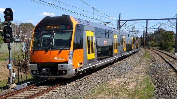 Sydney Trains Artificial Intelligence Trespassers