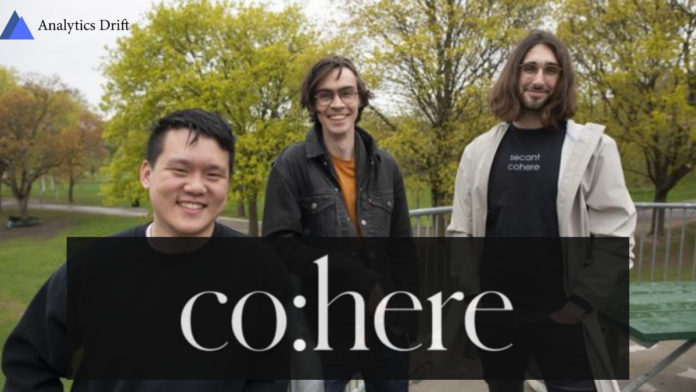 Cohere Series A Funding,