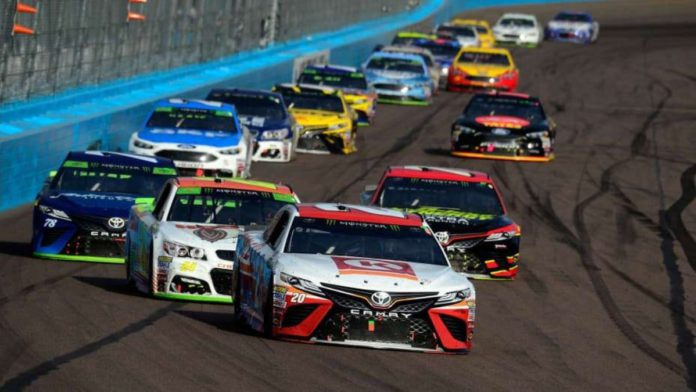 NASCAR NFT Marketplace