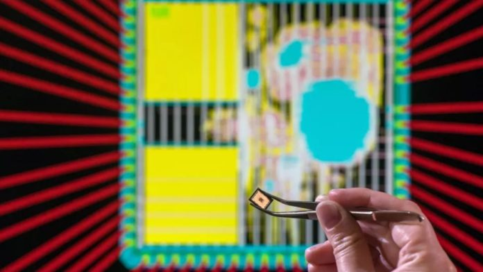 TUM post-quantum cryptography quantum chip