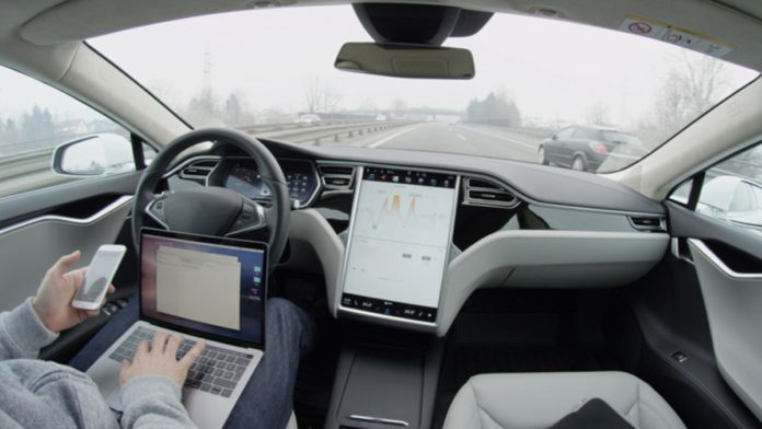 Autonomous vehicles can read signs