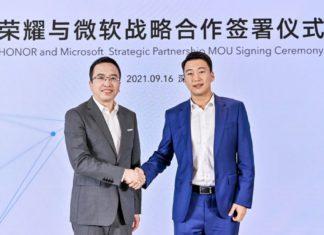 microsoft partners honor ai technologies