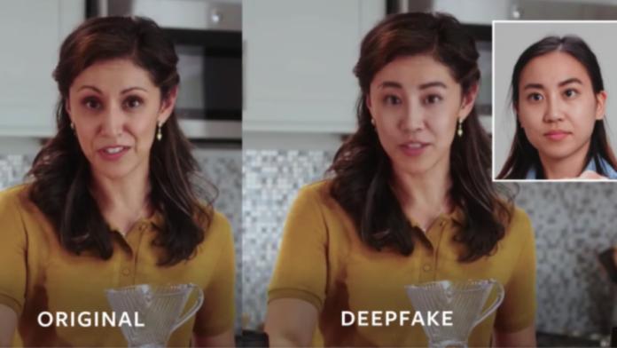 Deepfake apps