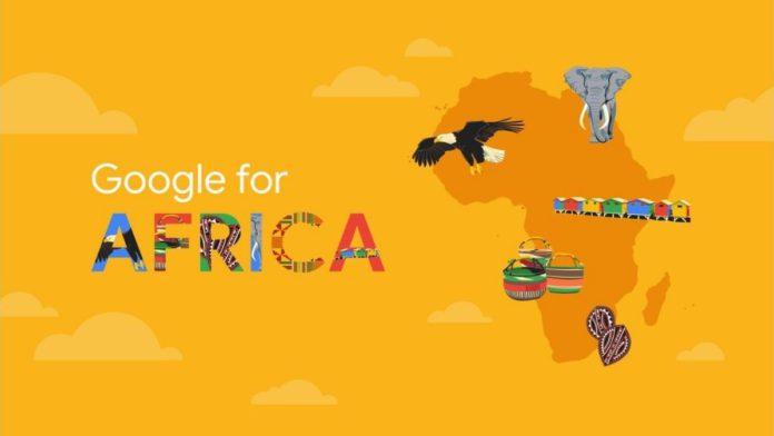 Google invest $1 billion Africa