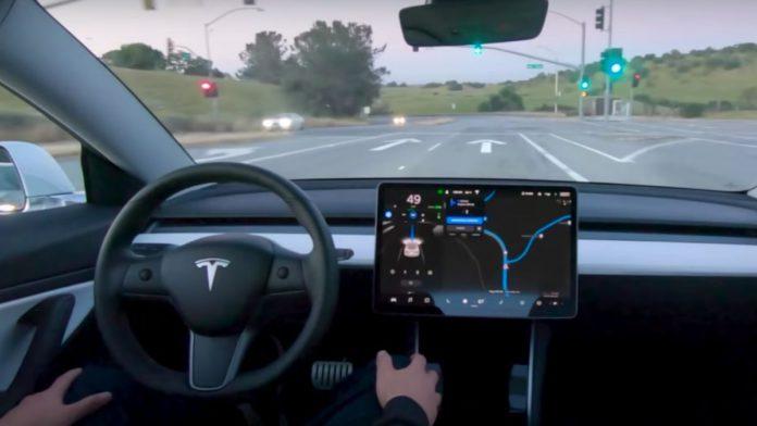 Tesla neural network processor
